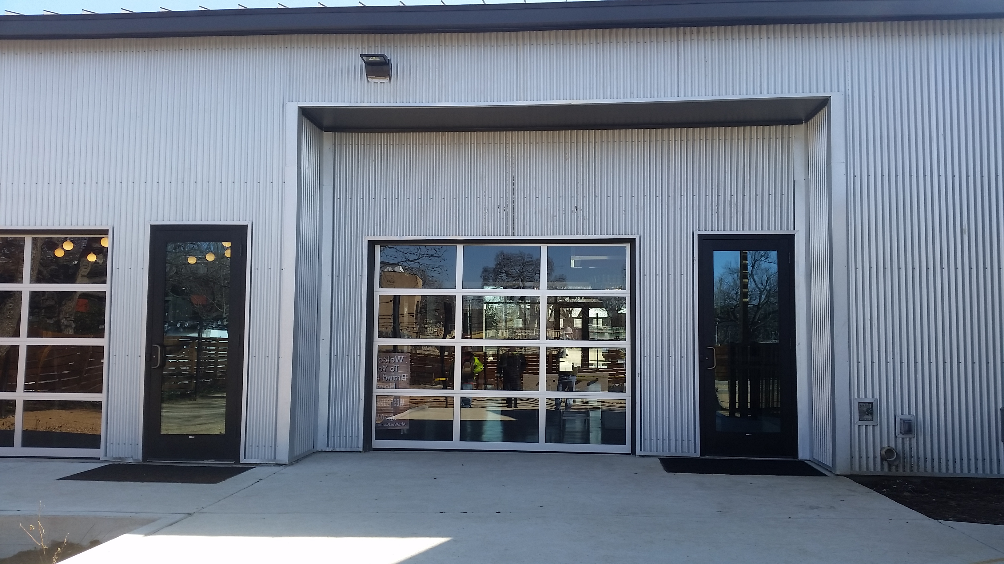 Exterior Attractive Metal Siding Panels For Smart Choice
