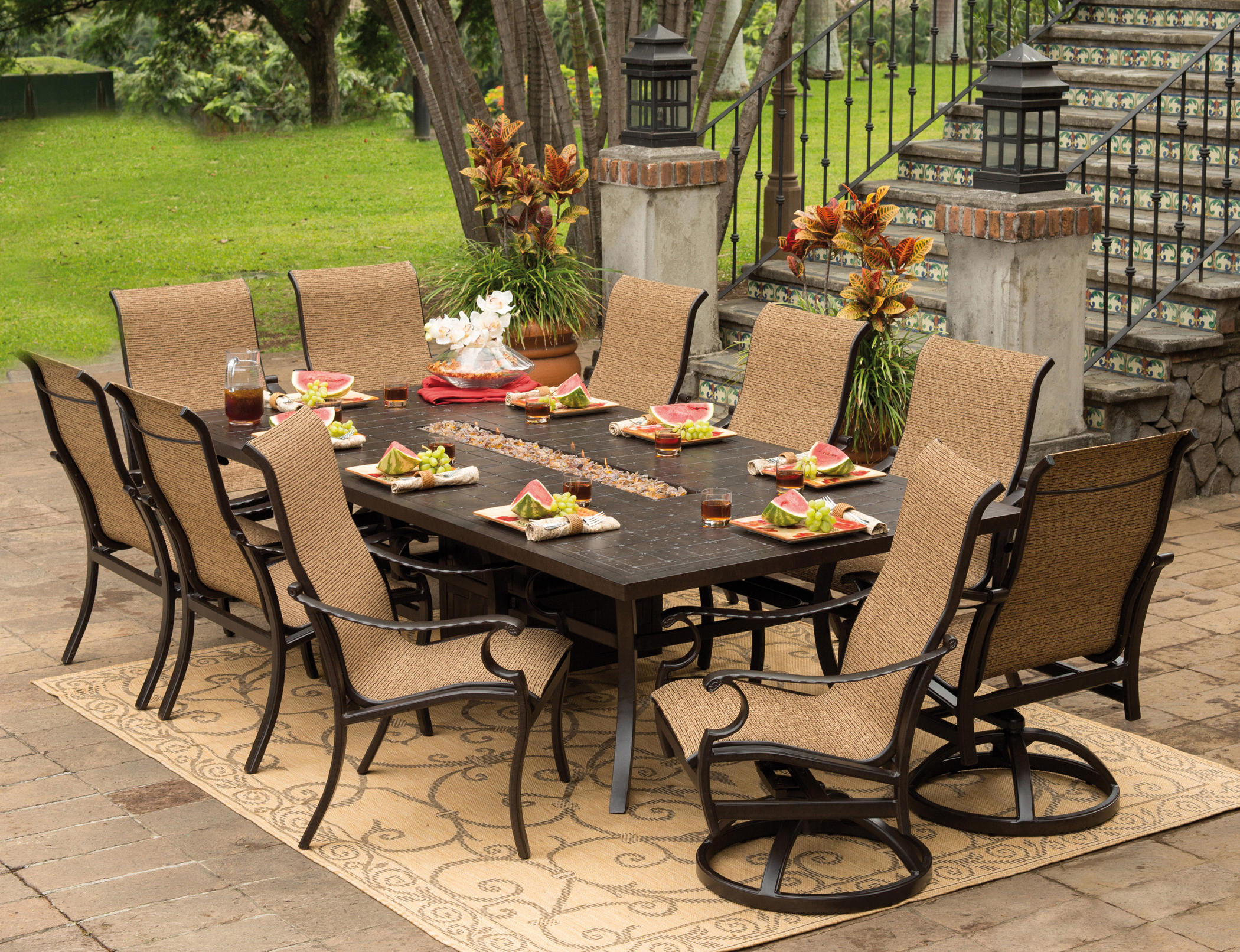 Exterior Design Extraordinary Ohana Outdoor Furniture