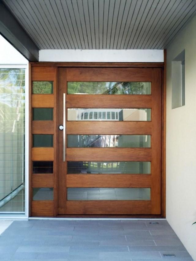 Exterior Extraordinary Horizontal Wood And Glass