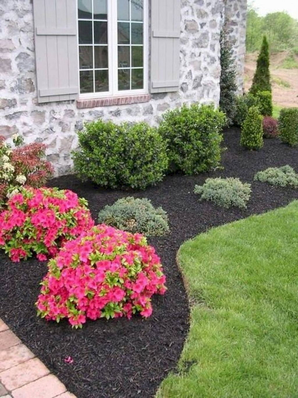 Fabulous Front Yard Lanscaping Ideas On A Budget 26 Outdoor Landscaping Yard Landscaping