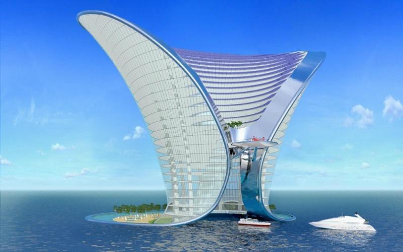 Fabulous Futuristic Buildings You May Live To See