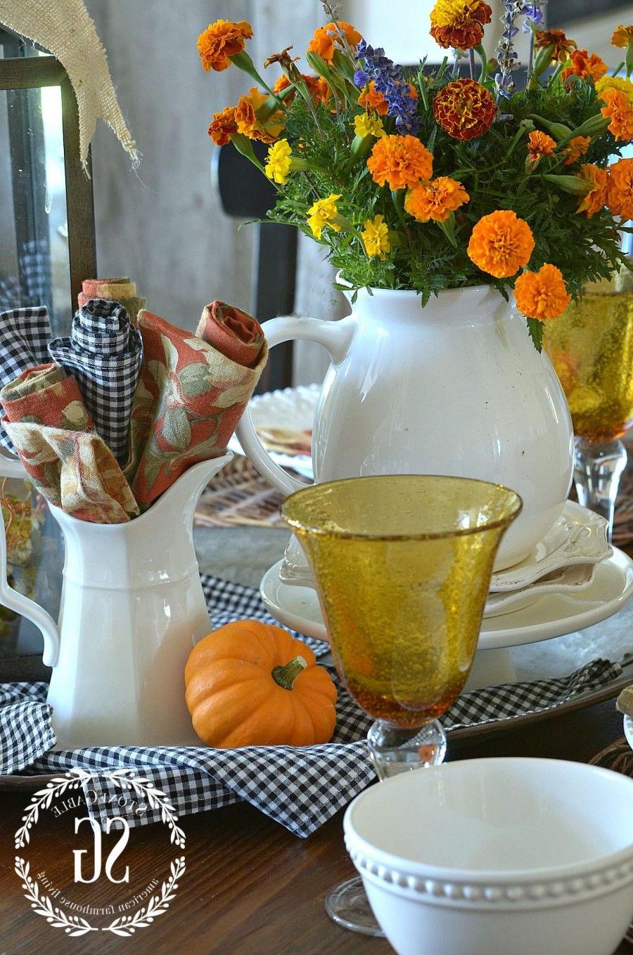 Fall Decor Inspiration To Transform Your Home For The Cozy