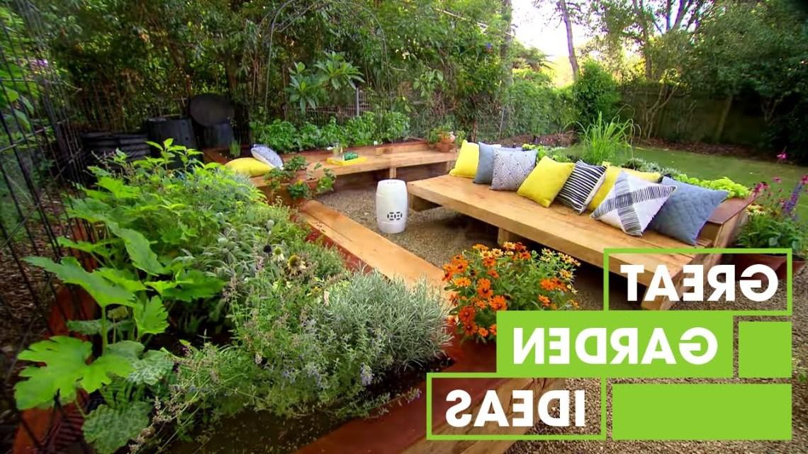 Family Garden Makeover Gardening Great Home Ideas