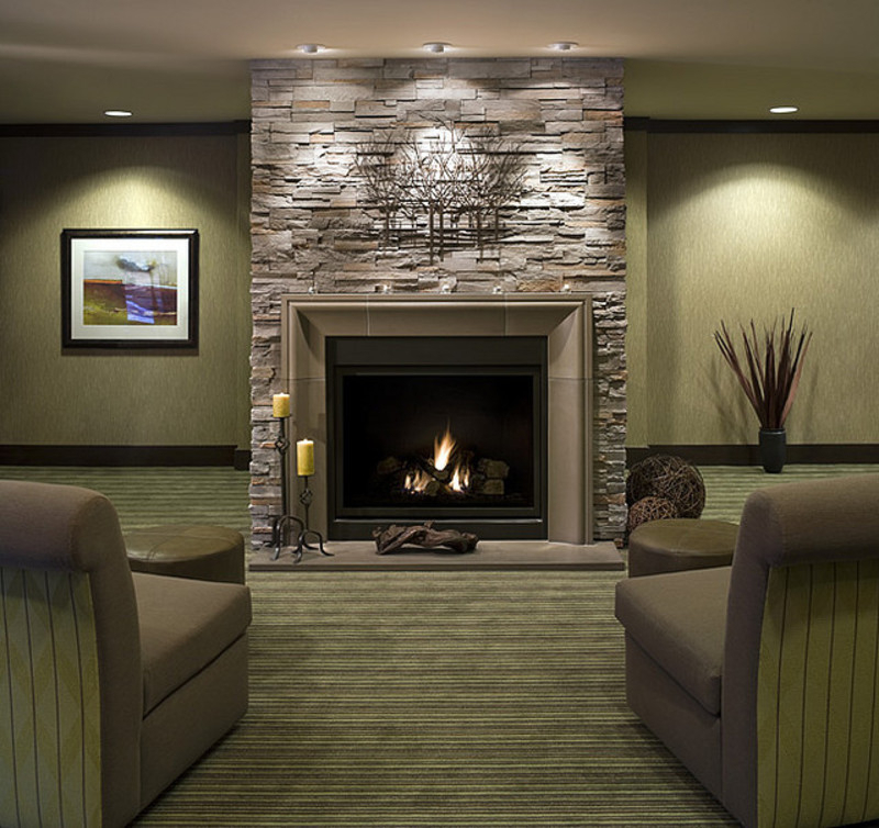 Find Brick Fireplace Designs Design Ideas Design