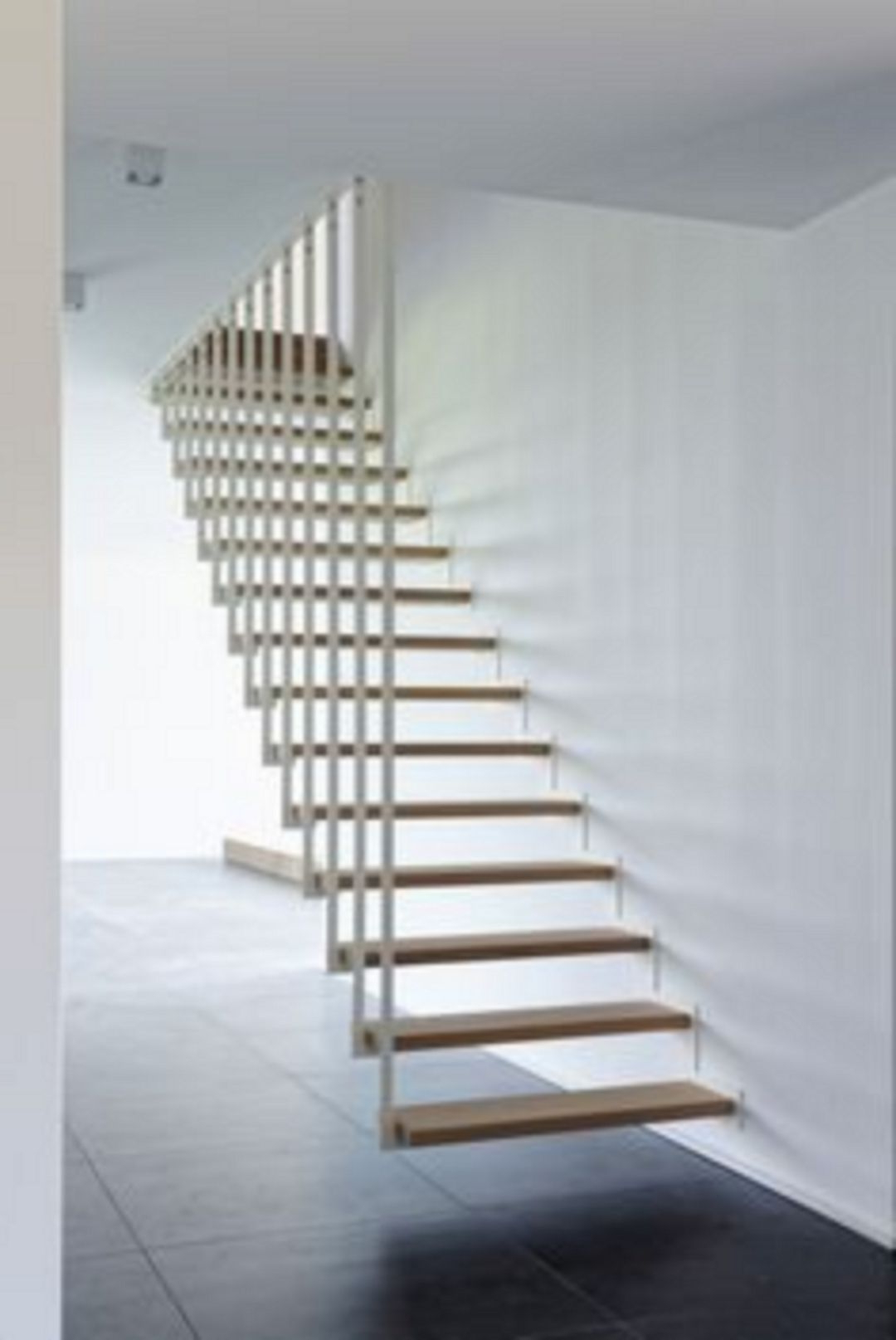 Floating Stairs 5817 Decorathing