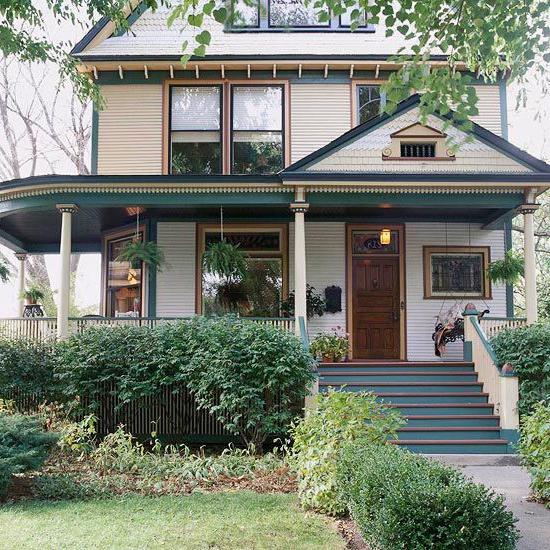 Front Porch Design Ideas Wrap Around Porches Front