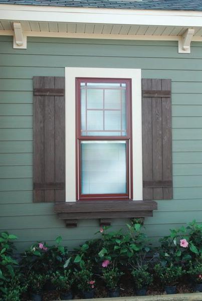 Fypon Trim Brown Palette Window Trim Exterior