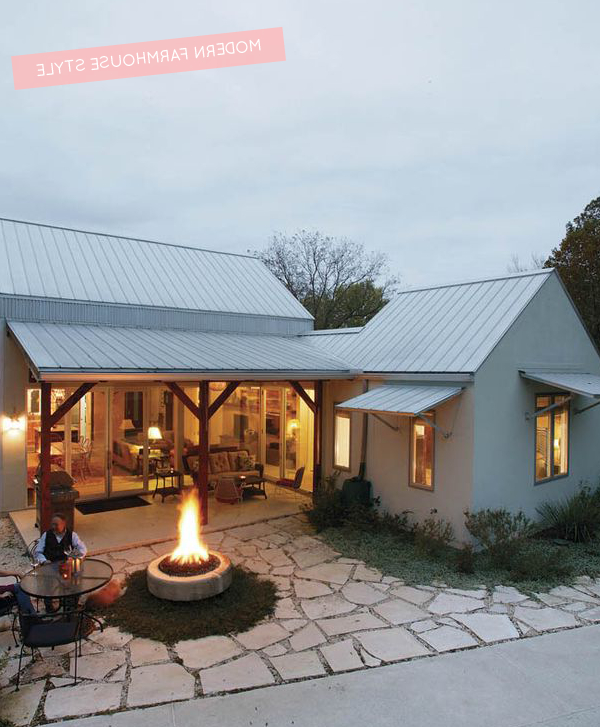 Get The Look Rustic Modern Style In 2020 Modern