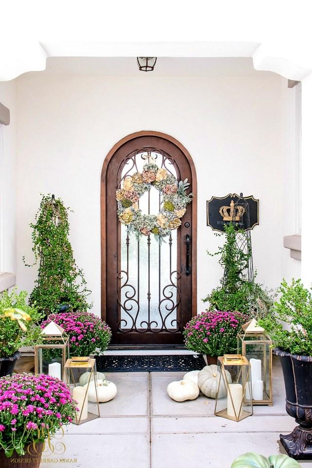 Gorgeous Fall Porch And Patio Inspiration Randi Garrett