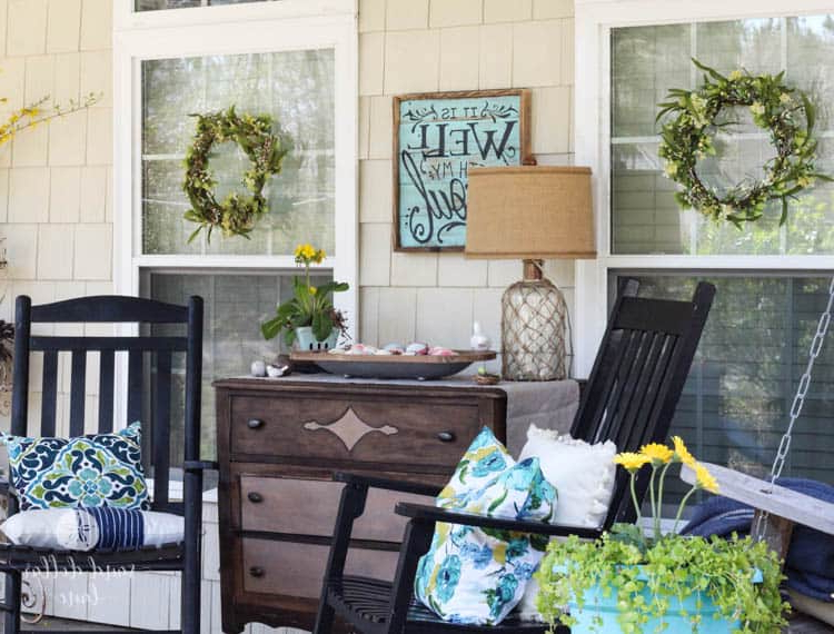 Gorgeous Front Porch Decorating Ideas Youll Love This Summer