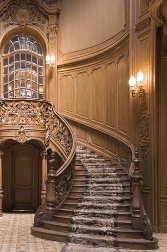 Grand Corner Staircase Backdrop 1738 In 2020 House