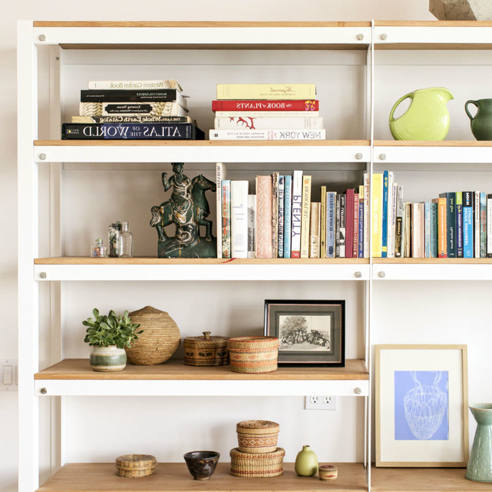 Great Shelf Ideas Sunset Magazine