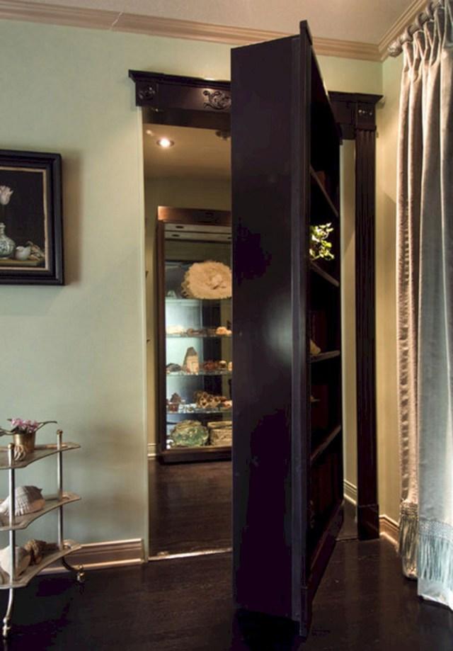 Hidden Doors In Houses Decor Its