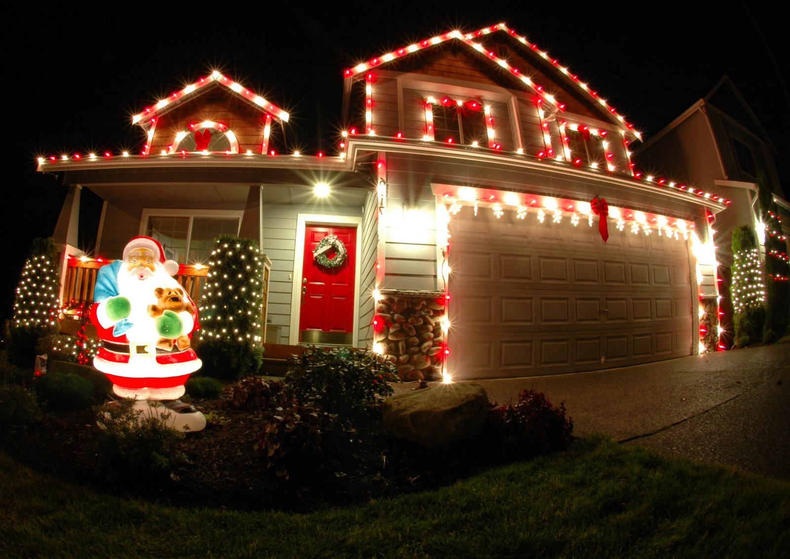 High Definition Photo And Wallpapers Christmas Lights