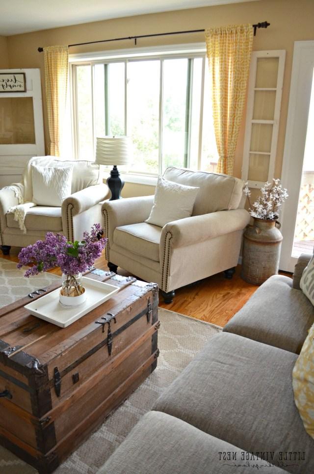 Home Decor Home Tour Modern Farmhouse Living Room