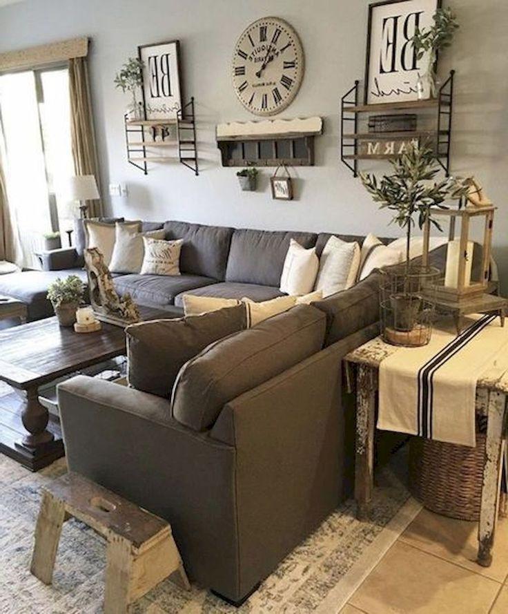 Home Decorating Ideas Farmhouse Gorgeous 60 Cozy Modern Farmhouse Living Room Decor Ideas