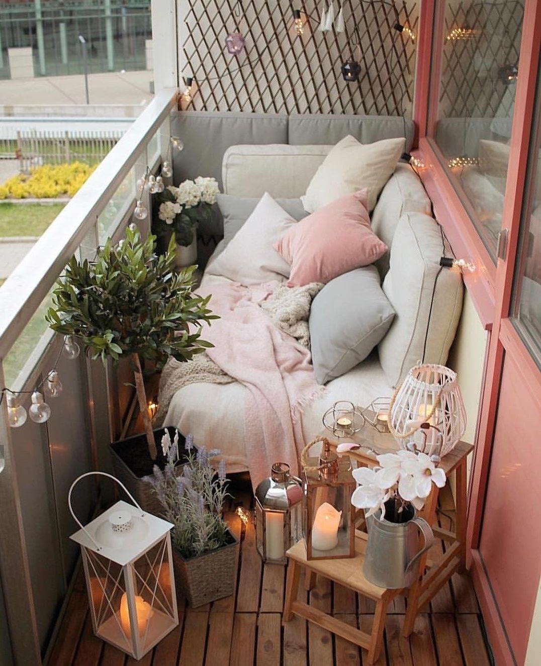 Home Nat Instagram Apartment Balcony Decorating