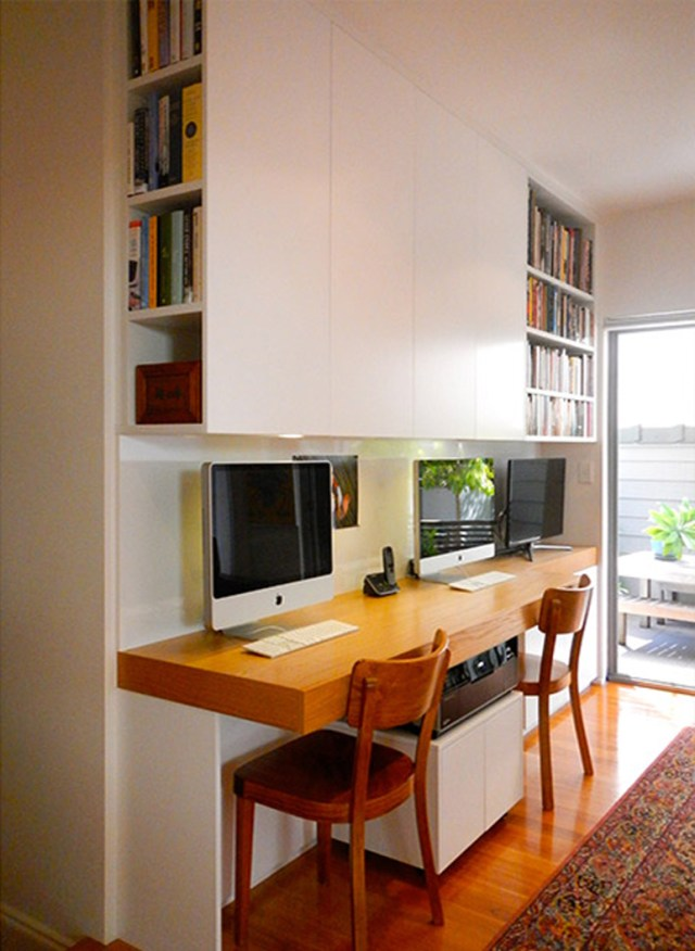 Home Office Fitout Design Sydney Custom Home Offices