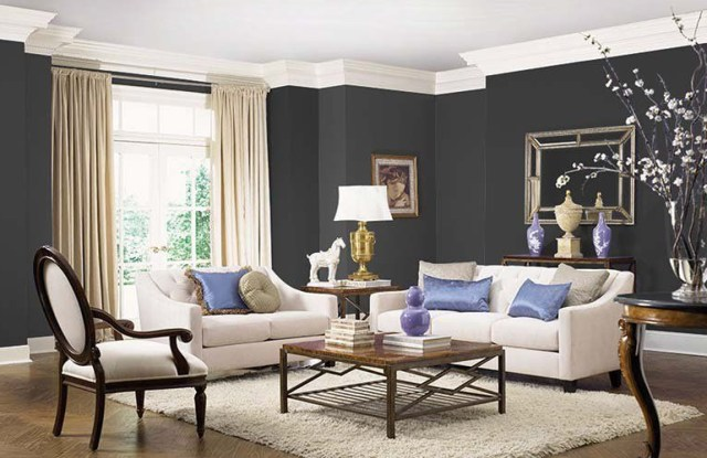 Hottest Interior Paint Colors Of 2018 Interior House