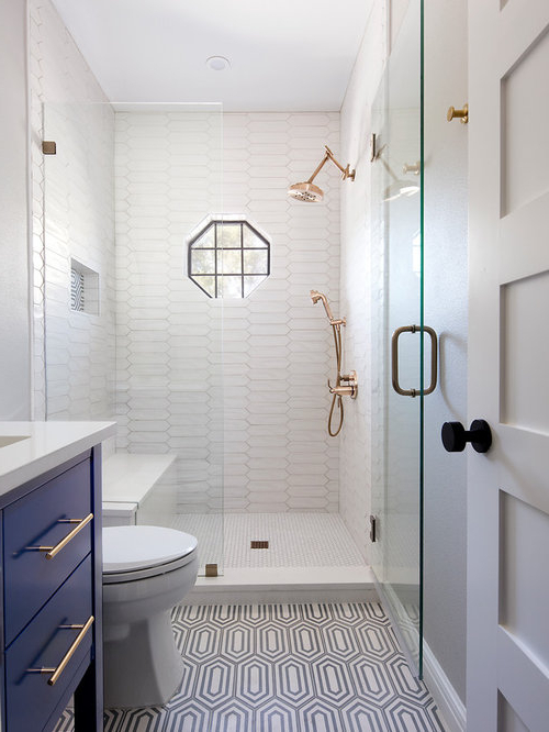 Houzz 50 Best Small Bathroom Pictures Small Bathroom
