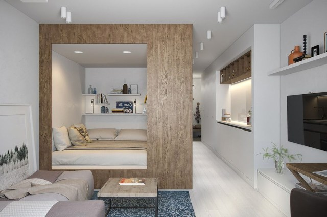 How To Decorate Simple Small Apartment Design Become Looks