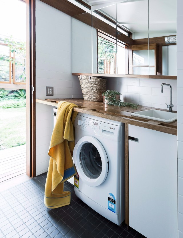 How To Design A Small Laundry That Has Both Function And Style