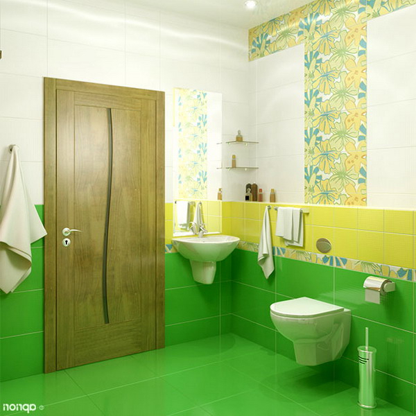 How To Make Bathrooms Stand Out Unique Bathroom Themes