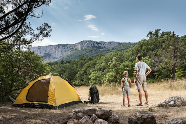 How To Make Tent Camping More Affordable For Families