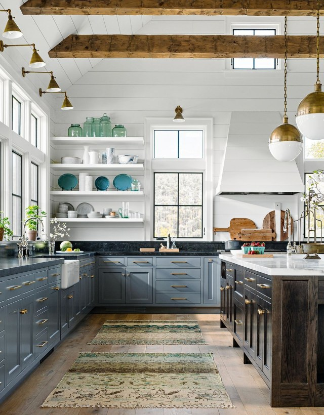 How To Make White Wall In Kitchen Works And Not Boring