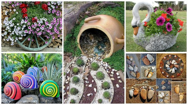 How To Repurpose Old Kitchen Tools Into Amazing Garden