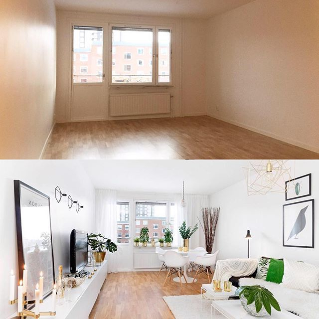 Hows This For A Before And After The Incredible Styling Work Of Desintinredning