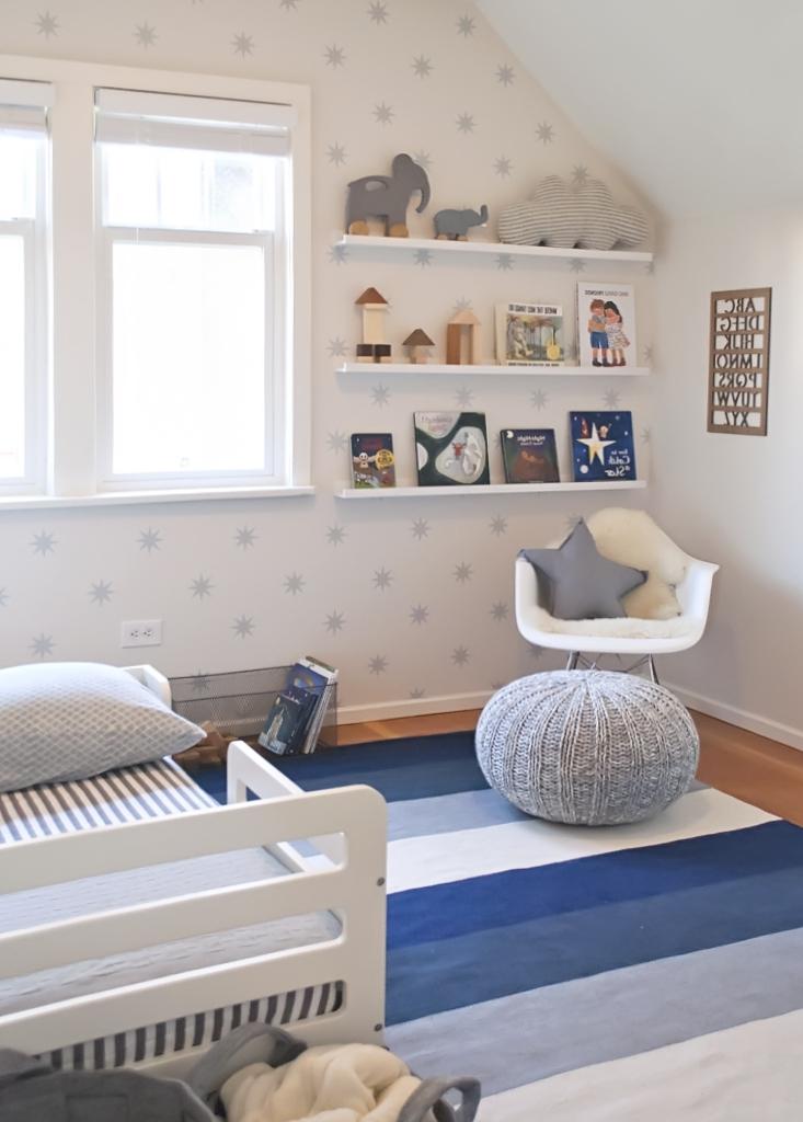 Hudsons Toddler Boy Transition Project Nursery