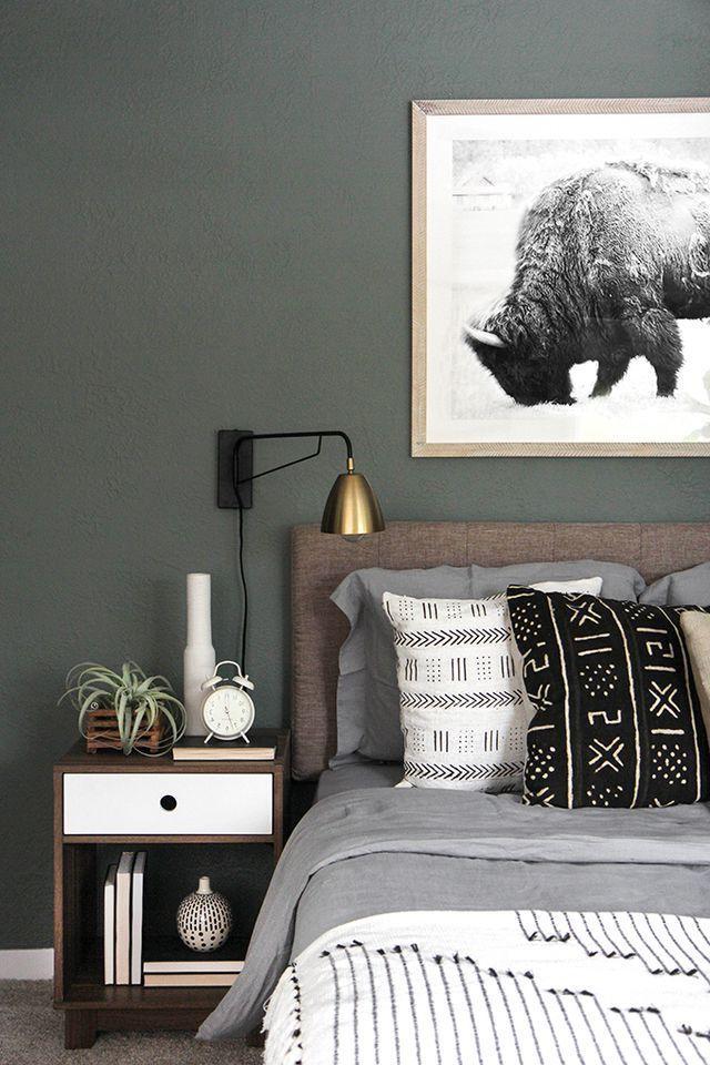 I Spy Diy Design Woodsy Bedroom Home Bedroom Apartment