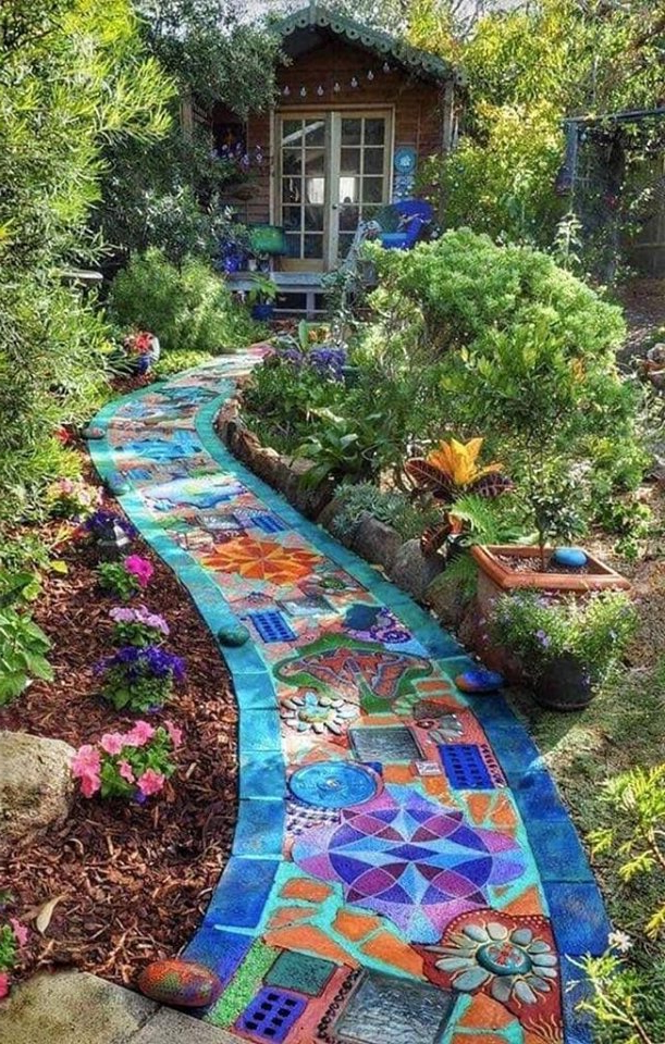 I Want One Of These Backyard Landscaping Designs