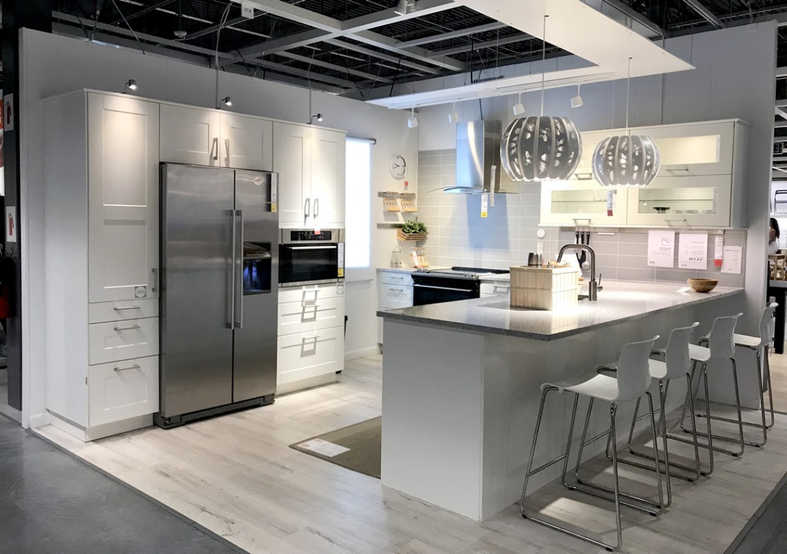 Ikea Kitchen Inspiration Project Small House