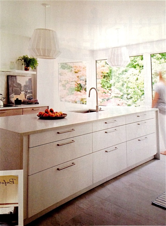 Ikea Ringhult Cabinet Fronts With Caesarstone London Grey