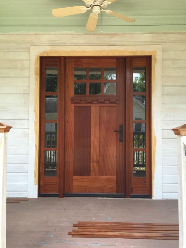 Image Of Top Craftsman Style Front Doors Craftsman