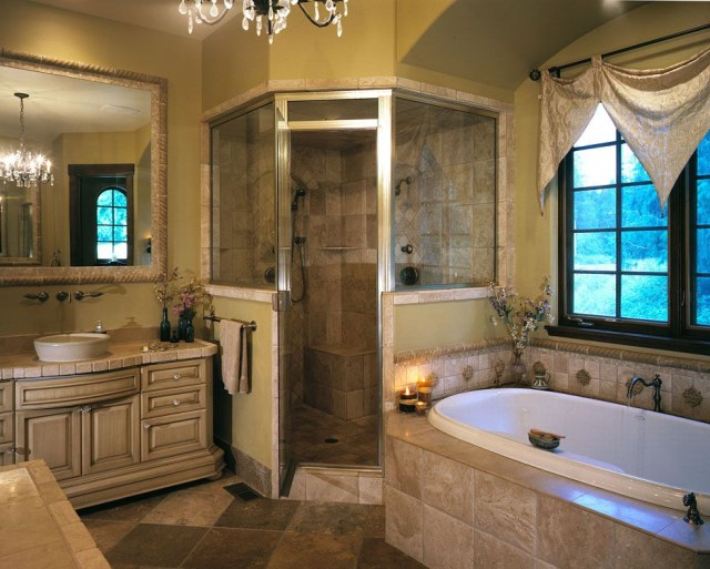 Impressive Master Bathroom Design Ideas 1 Luxury Master
