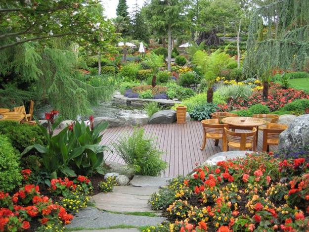 Increasing Living Spaces With Outdoor Seating Areas