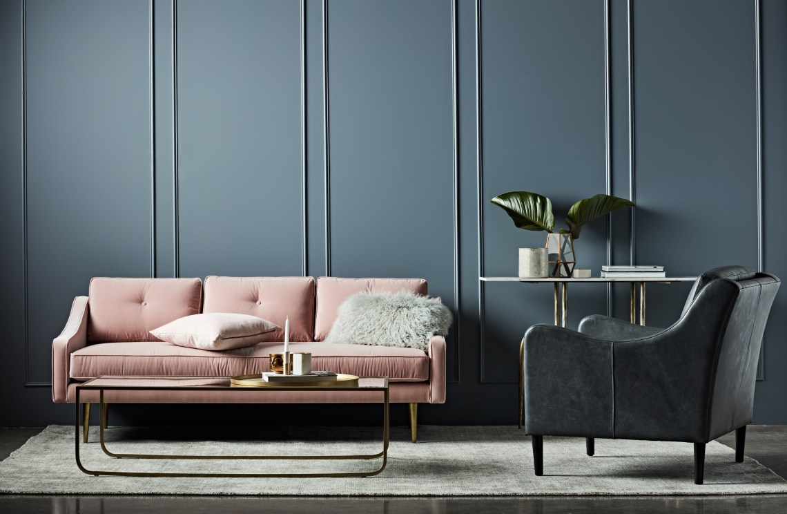 Interior Trends Pretty In Pink Rebecca Judd Loves