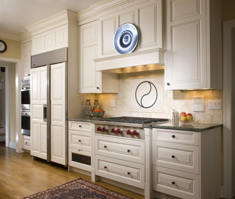 Kitchen Beautiful Kitchen Range Hood Design Ideas With