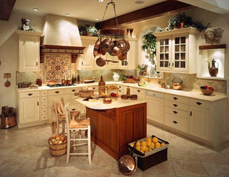 Kitchen Decorating Themes Pictures Italian Kitchen Decor