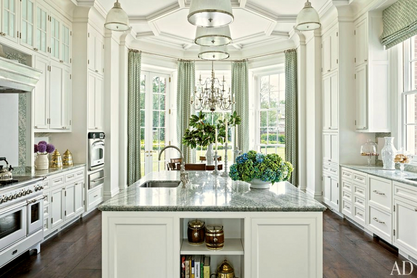 Kitchen Hardware For A Classic White Kitchen Laurel Bern Interiors Fabulous Kitchen
