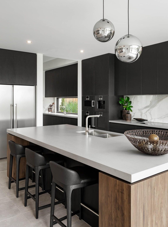 Kitchen The Signature Metricon Riviera On Display