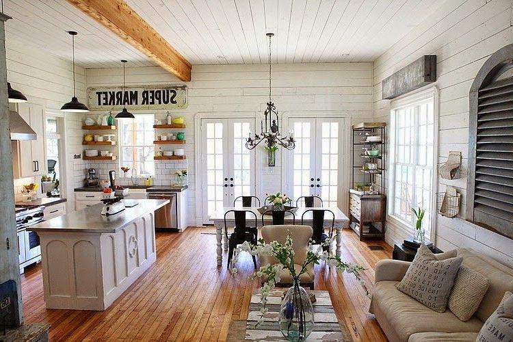Kolme Kotia Kolme Tyyli Home Joanna Gaines Farmhouse