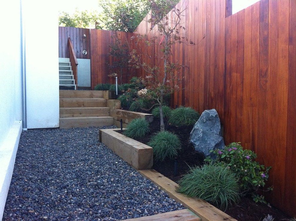 Landscaping With Stairs Google Search With Images