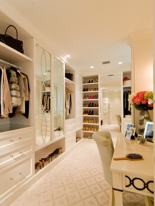 Large Closet Design Ideas Remodels Photos
