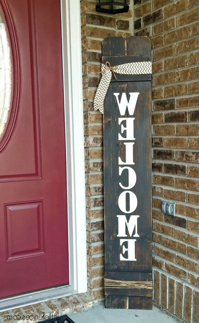Large Welcome Sign Front Door Welcome Sign Front Porch Welcome Signs Front Door Front Porch