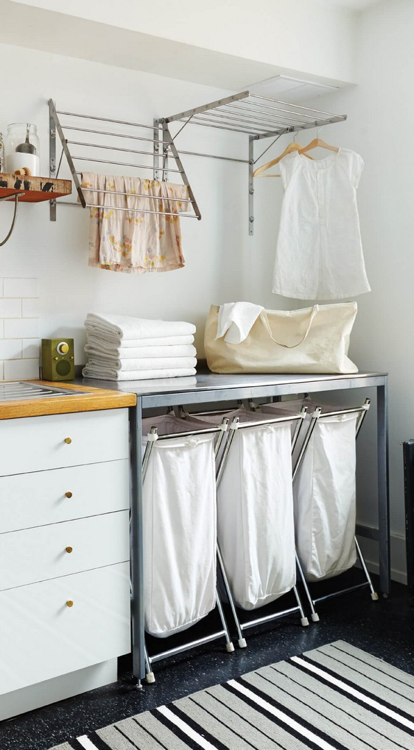Laundry Room Makeover And Design Ideas Scale Up Your