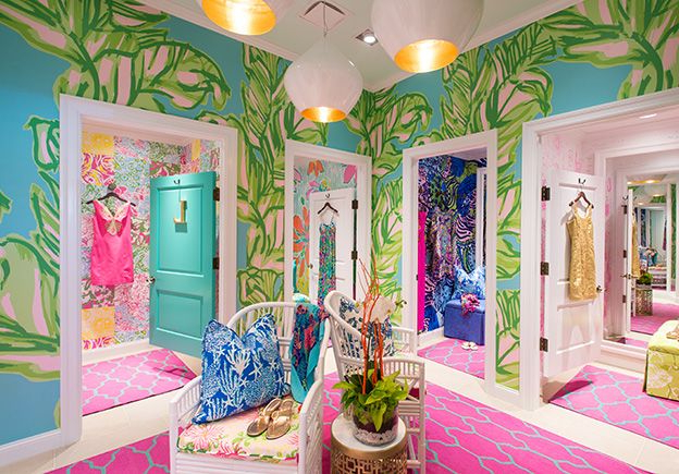 Lilly Pulitzer Store At The Summit In Birmingham Girl